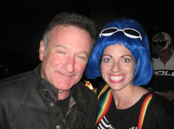 My Idol... Mr. Robin Williams